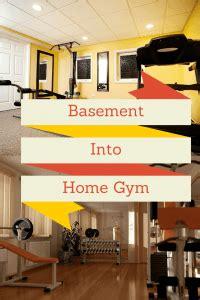 Transform Your Basement Into A Home Gym