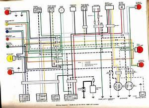 1974 Honda Xl 100 Wiring Diagram  1974  Free Printable