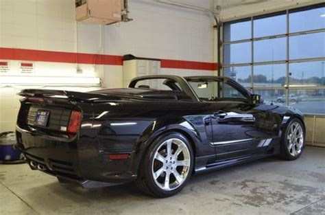 Sell Used 2006 Saleen S281 Extreme Convertible Speedster