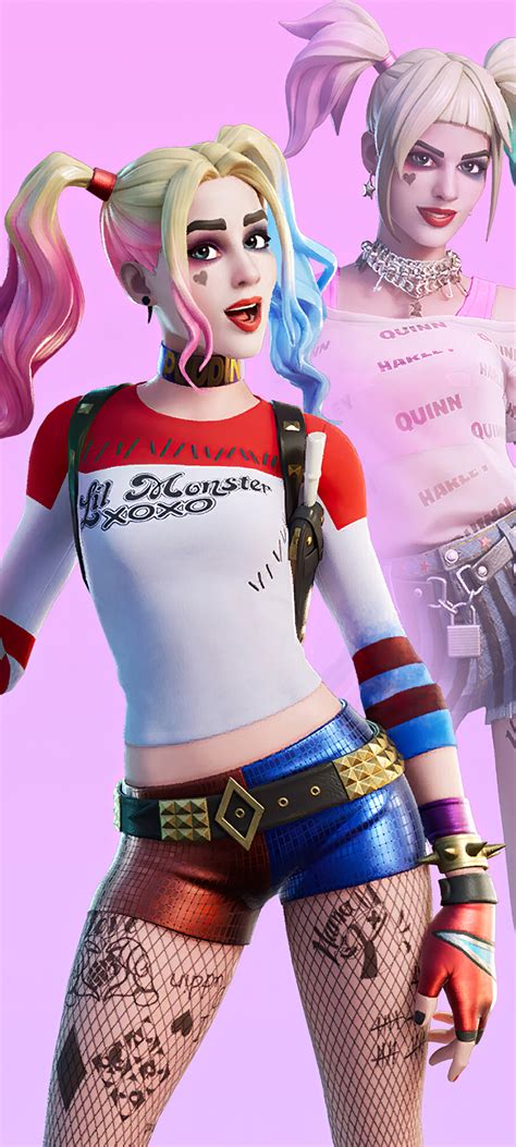 Harley quinn awesome high quality hd wallpapers. 1080x2400 4K Harley Quinn Fortnite Skin Outfit 1080x2400 ...