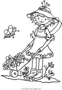 prinzessin lillifee  gratis malvorlage  comic