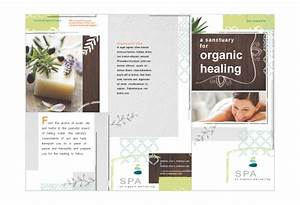 10 best images of massage brochures samples massage With free massage therapy brochure templates