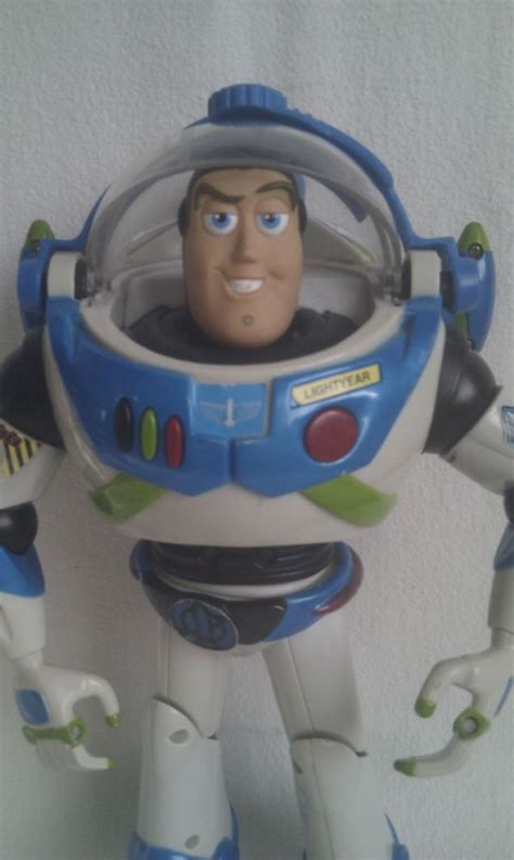 Rare Big Talking Buzz Lightyear Galactic Space Ranger