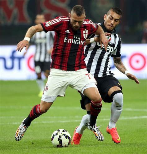 Milan-Juventus, il film della partita - Sport - La Repubblica