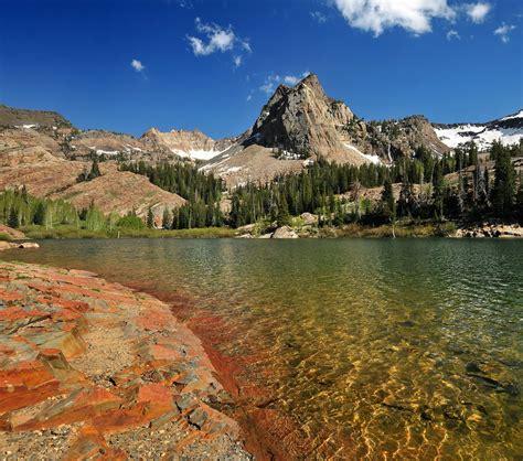 Scow Lake Utah by Panoramio Photo Of Lake Blanche Utah
