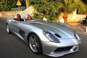 Kanye West Rolls In A $1.7 Million Mercedes SLR (Photos ...