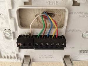 Hvac Thermostat Wiring Issues
