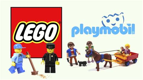 Lego Vs Playmobil Best Toy For Kids Netivist