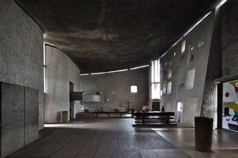 favourite building chapel  notre dame du haut