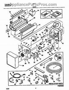 Frigidaire 218736000 Instructions  Ice Maker Instl