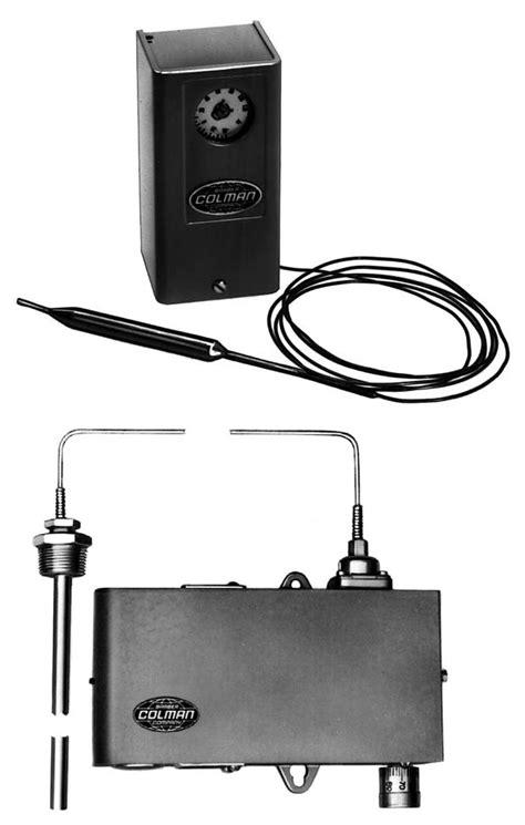 Barber colman pneumatic thermostat manual