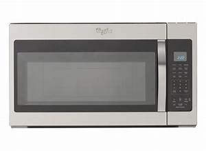 Whirlpool Wmh32519f Microwave Oven