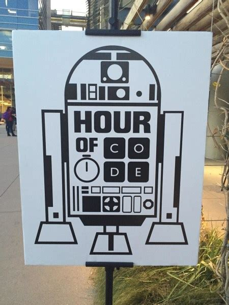 Disney Sponsors Hour of Code Event Featuring New Star Wars ...