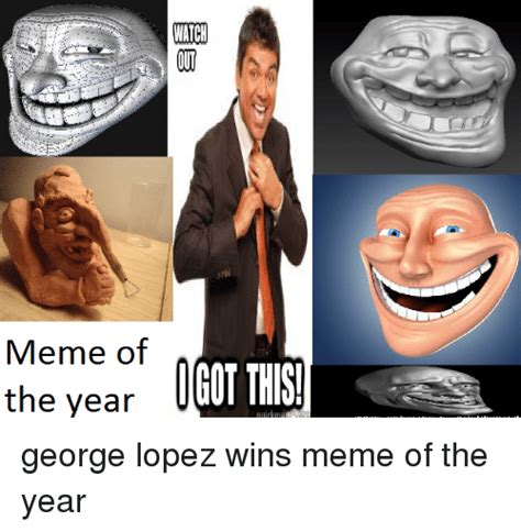 George Lopez Memes - funny meme of the year memes of 2017 on sizzle