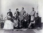The family of Duke and Duchess Philipp of Württemberg ...