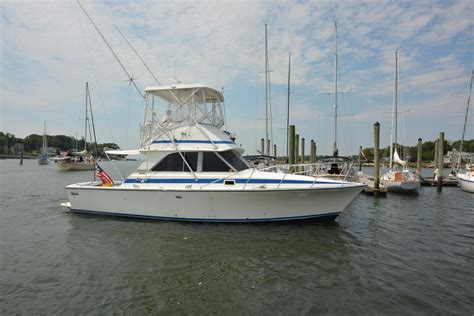 Viking Boats For Sale In Ct by 1985 Bertram 35 Convertible Power Boat For Sale Www