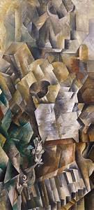 Piano And Mandola By Georges Braque Via Guggenheim Museum