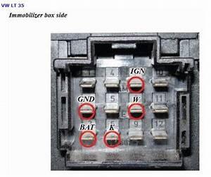 Immobiliser Bypass Emulator For Vag Vw Audi Seat Skoda Golf Iii Sharan Passat Tt