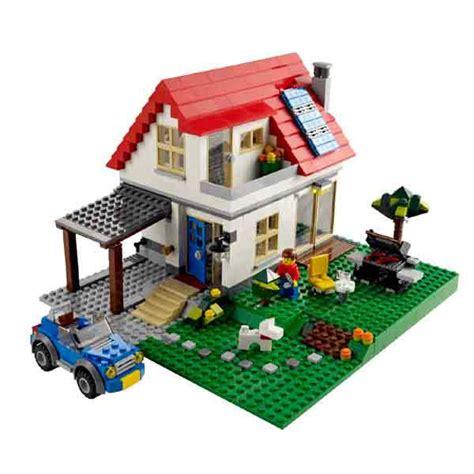 Lego House - 5771 lego hillside house 171 hobbylane