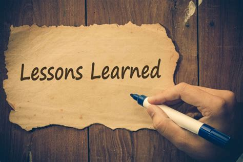 11 Most Valuable Lessons Learned In Life Essay Ideas