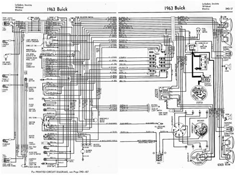buick lesabre wiring diagram  schemes