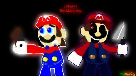 ( Mario ) The Music Box By Toymario On Deviantart