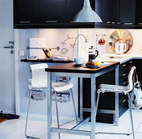 cuisine am ag contemporaine aménagement cuisine petit espace conseils et astuces