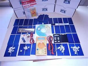Learn To Build Your Own Solar Panels Diy Kit Multi Meter