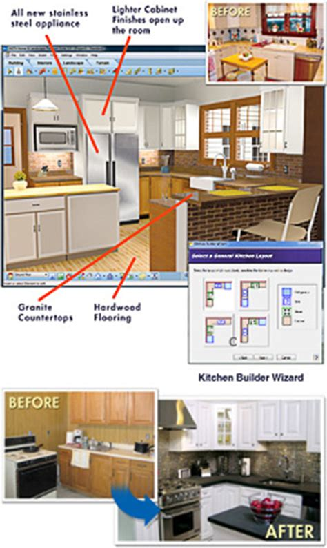 pro kitchen design software home landscape software platinum suite 8 0 4419