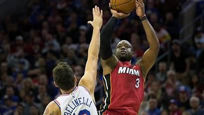 4k Basketball Nba Wade Heat Dwyane Miami