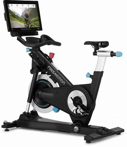 Freemotion Immersive Fitness Cycling Space Cardio Gym
