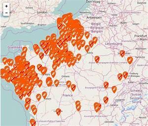 Carte Penurie Carburant : d p ts de carburant bloqu s la carte des zones touch es par la p nurie franceinfoplus ~ Maxctalentgroup.com Avis de Voitures