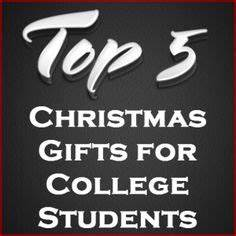 1000 images about Christmas Gifts for College Students on