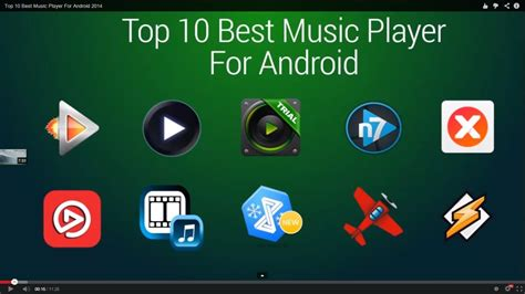 Best 2014 Android Top 10 Best Player For Android 2014
