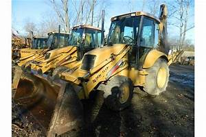 Ford  New Holland 555e Backhoe  4 X 4  88 U0026 39  U0026 39   U0026 24 U0026 39  U0026 39  Buckets