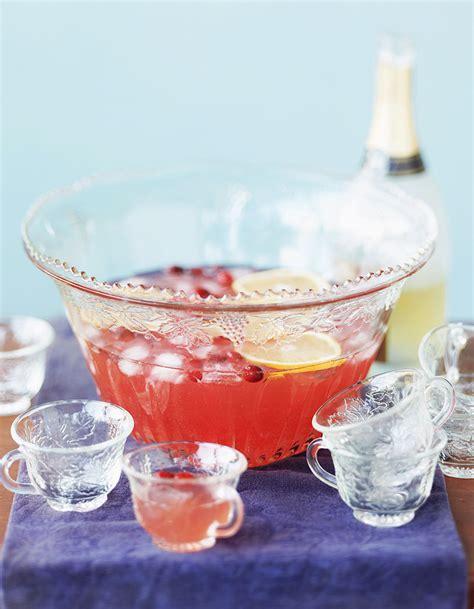 cocktail marquisette au vin mousseux rose pour  personnes