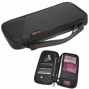 top 5 best travel document holders 2018 passport wallets With best travel document wallet