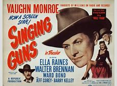 Singing Guns Bluray Vaughn Monroe
