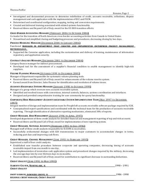 theresa peiffer resume 102016