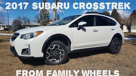 2017 Subaru Crosstrek Review From Family Wheels