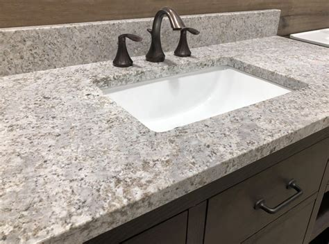Marble Vs Granite Bathroom Countertops by Granite Cultured Marble Bailey Industries