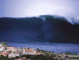 The most destructive waves in the ocean are tsu­namis ...