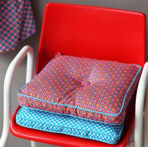 coussin galette pour chaise haute b 233 b 233 ou chaise de bureau