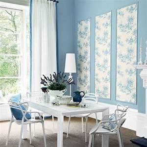 Bilder An Der Wand : 150 coole tapeten farben ideen teil 1 ~ Lizthompson.info Haus und Dekorationen