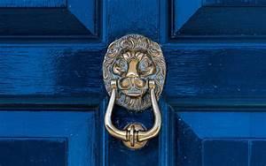 lion brass door knocker Full HD Wallpaper and Background ...
