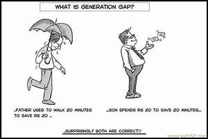 Funny Picture What Is Generation Gap | Pak101.com