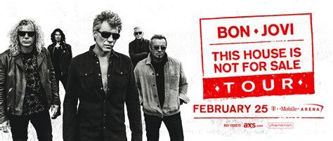 Bon Jovi Mobile Arena