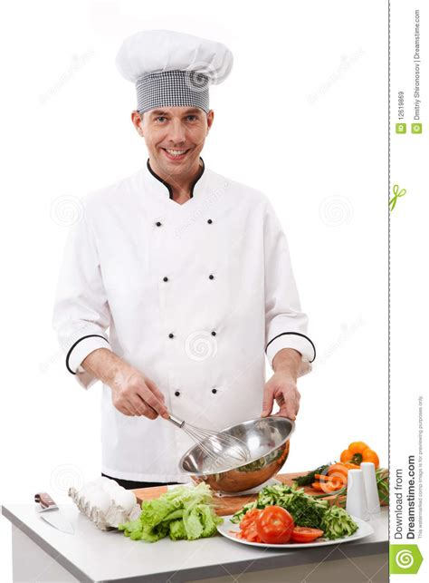 chef of cuisine cooking chef royalty free stock images image 12619869