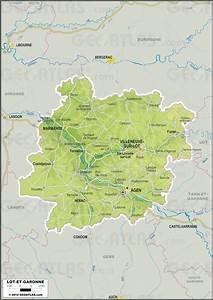 Ramoneur Lot Et Garonne : carte du lot et garonne lot et garonne carte du ~ Premium-room.com Idées de Décoration