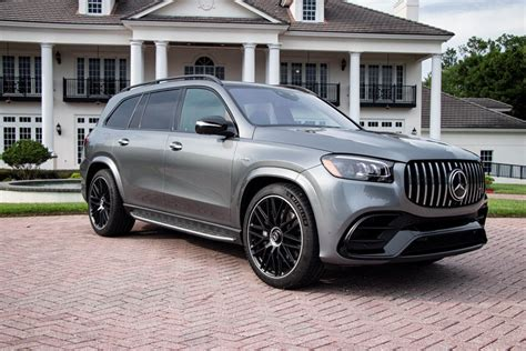 Handcrafted 4.0l amg v8 biturbo engine. 2021 Mercedes-AMG GLS 63: Review, Trims, Specs, Price, New Interior Features, Exterior Design ...